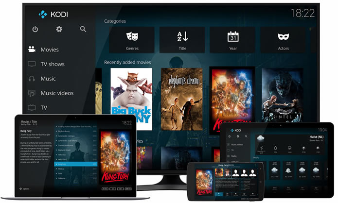 Kodi Streaming TV